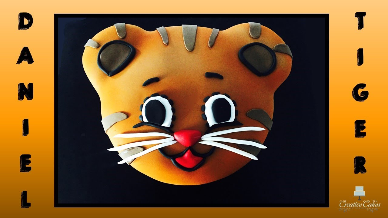 How To Make A Daniel Tiger Cake