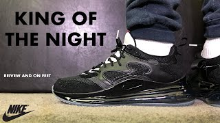 Nike Air Max 720 OBJ Young King of the Night Review and On Feet