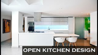 Open Kitchen design 2019||Modern Kitchen interior Design Ideas