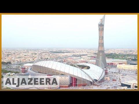 🇶🇦 Qatar's emir hopes 2022 World Cup can heal Arab world divisions   Al Jazeera English
