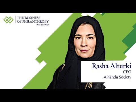 Rasha Alturki; A Conversation with Badr Jafar