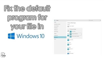 [ Expert Tip ]  How to change default program for zip file in Microsoft Windows 10