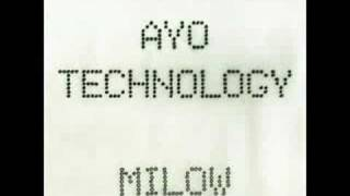 ayo technology (50 cent) by milow cover best quality (not the acoustic version)