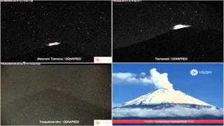 Popocatepetl - 20151215 - 00:00 A 05:59 Hrs
