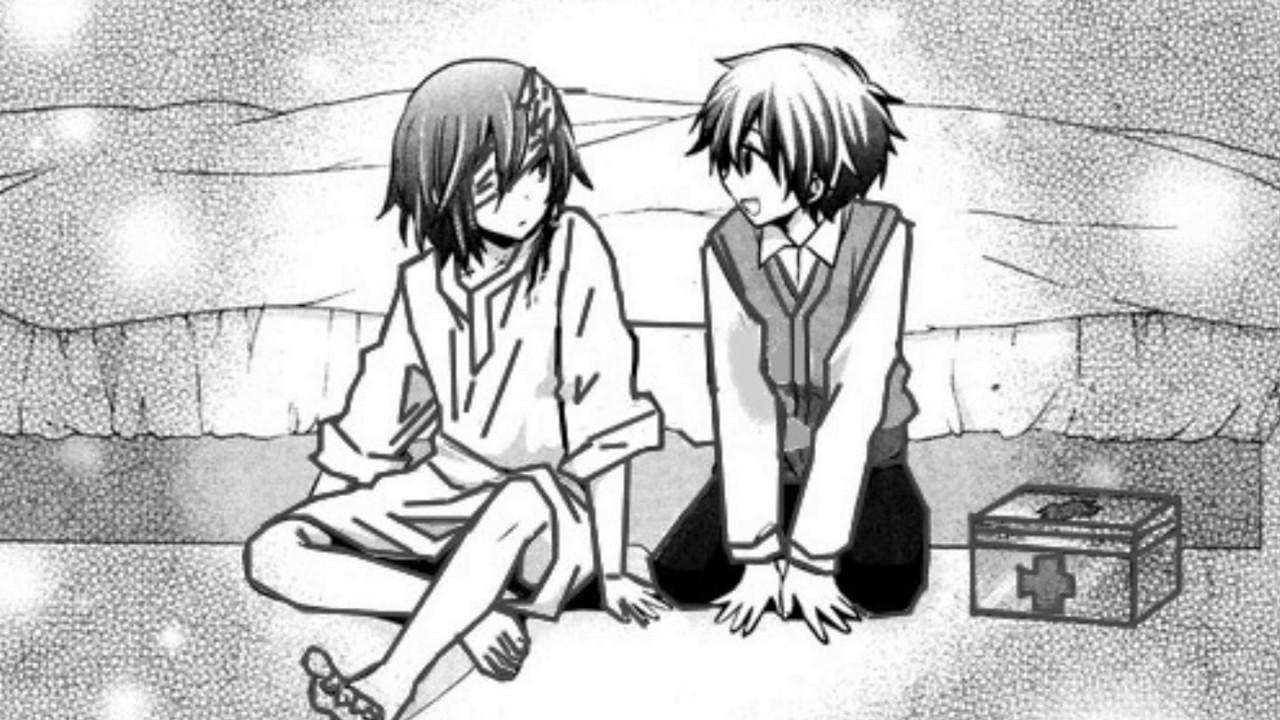 Manga histoire triste youtube - Image manga triste ...