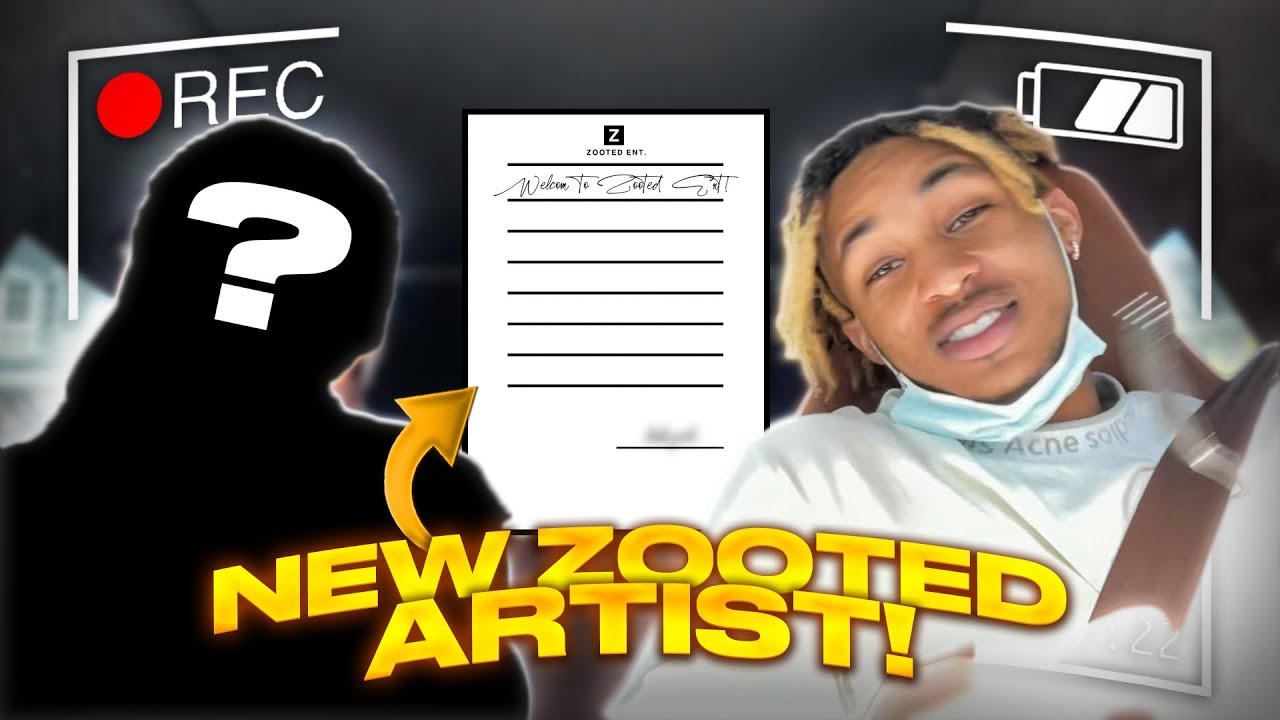 New Zooted Artist Revealed!