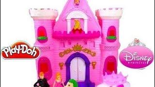 ディズニープリンセス城のドールハウス+ソフィア最初のロイヤルキャリッジ、遊ぶドゥーカップケーキ、 ☜♥☞
