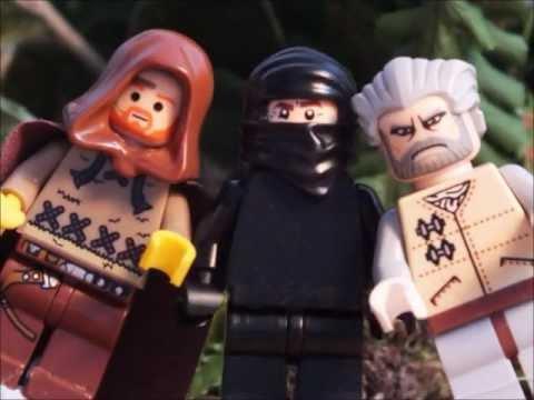 Lego Boudicca