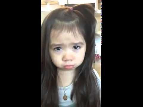 O mică actriță - VIDEO