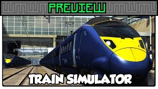 Train Simulator - Preview