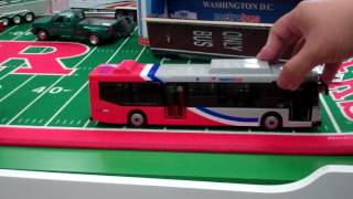 DC Metrobus Toy by Daron