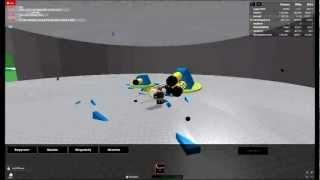 Roblox: moi jouant des réservoirs laser 2.0