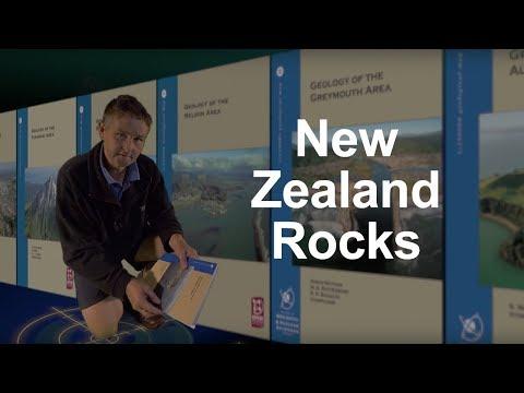 New Zealand Rocks