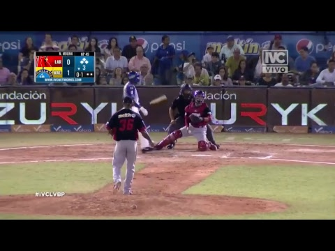 Navegantes del Magallanes vs Leones del Caracas 25/10/2017 from YouTube · Duration:  2 minutes 57 seconds