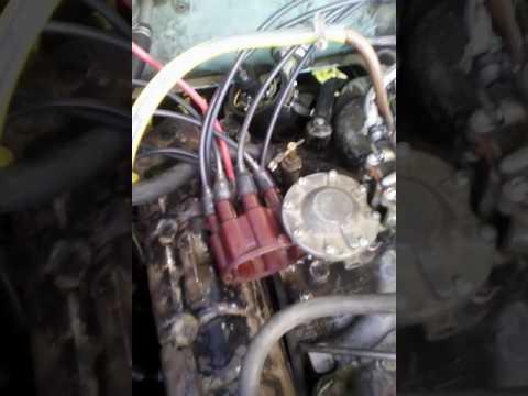 трамблер газ53,как установить трамблер газ 53, настройка трамблера