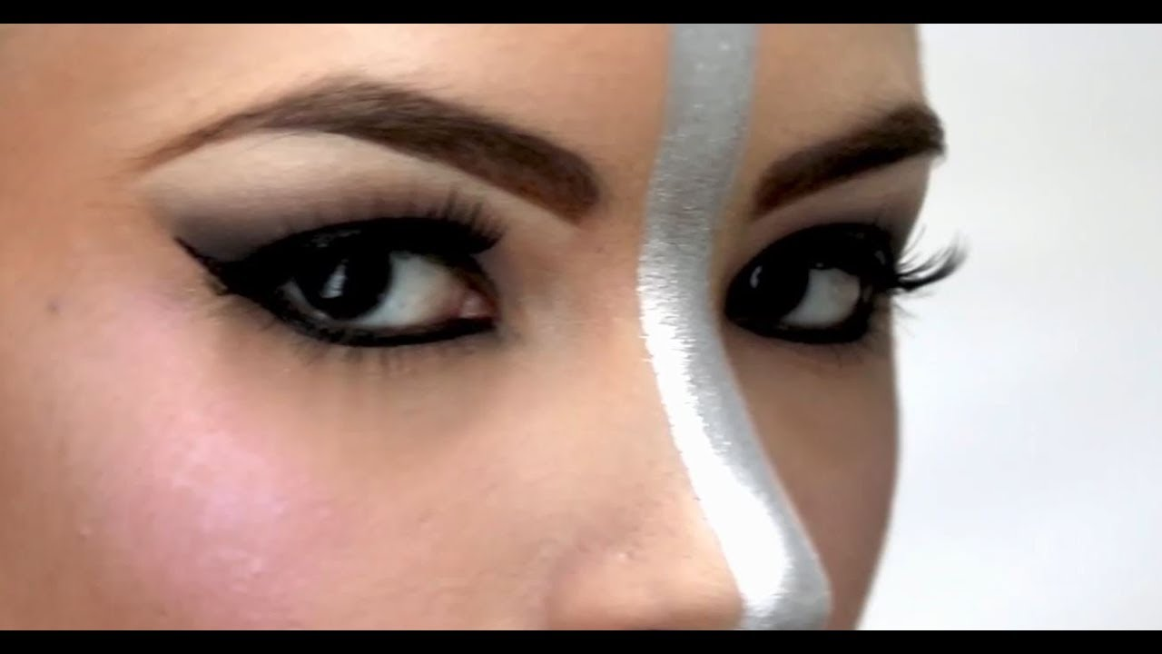 Thuya Eye Line Eyebrows And Eyelashes Dye Youtube