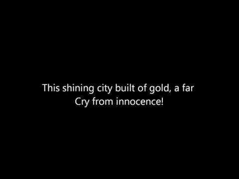Avenged Sevenfold- Beast And The Harlot (Lyrics)