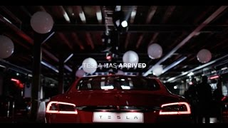 Tesla launches in New Zealand