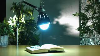 Luminea High-Power-LED-Lampe E27, 24 Watt, 2.452 Lumen, tageslichtweiß 6.500 K
