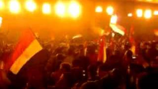 اروع فرحه لمصر بالفوز على الجزائر 4/0 والفوز بكأس الامم
