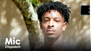 21 Savage's Bank Account Campaign | Mic Dispatch