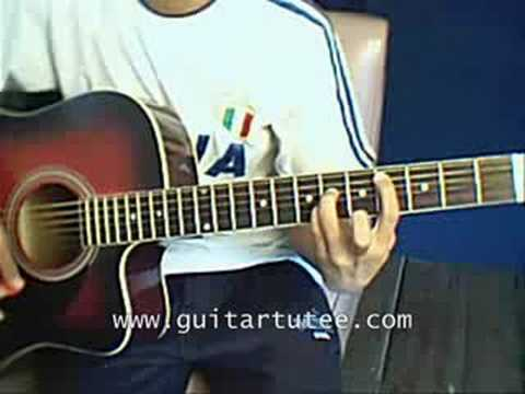 The Reason (of Hoobastank, by www.guitartutee.com)