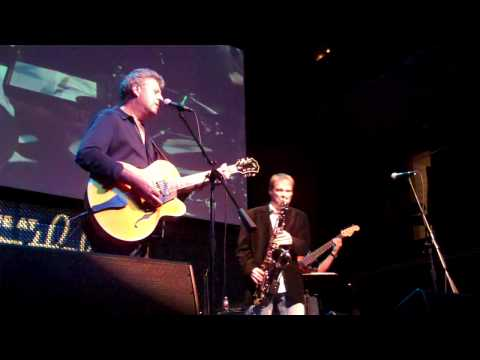 Paul Brown Performs Love You Found Me Live with Darren Rahn at Anthology