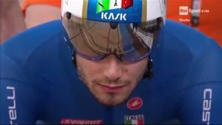 Mondiali Su Pista Berlino 2020 -  Nseguimento Individuale - Filippo Ganna Quarto Titolo