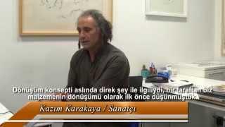 Gambar cover Bozlu Art Project // Kazım Karakaya - Dönüşüm sergisi için hazırlanan belgeselden...