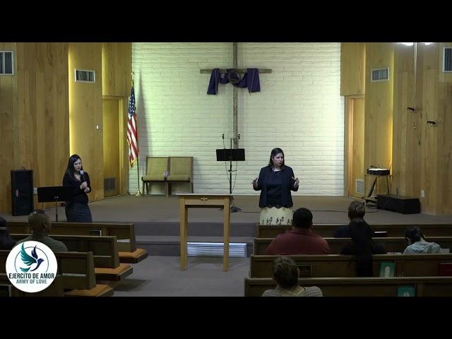 Contruyendo una Iglesia Local Fuerte Parte 3: Pastora Blanca Urrea 042221
