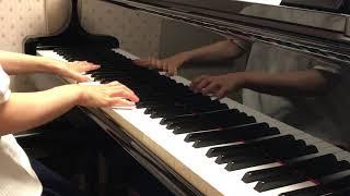ピアノ演奏「CHUDOKU/Kis-My-Ft2」【耳コピ】