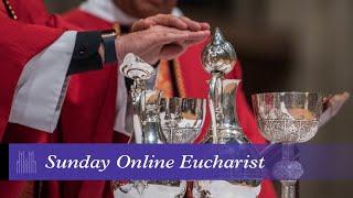 October 25, 2020: 11am Sunday Worship Service at Washington National Cathedral