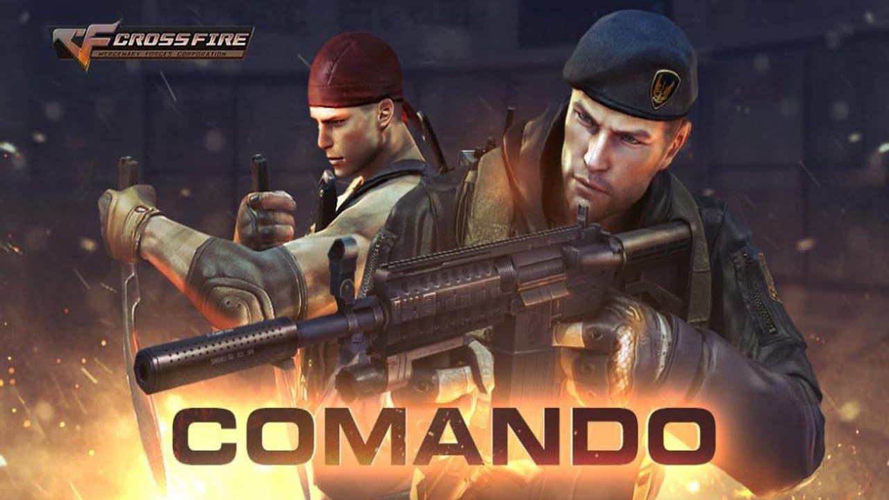 CF] Atualização : Comando #1 - YouTube