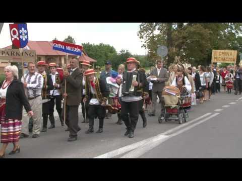 Dożynki Powiatu Łęczyńskiego - Ludwin 2009