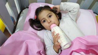 Ayşe Ebrar Daily Night Rutine. For Kids Video