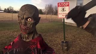Walmart MACHETE! Worst Blade EVER Tested! | Zombie Go Boom