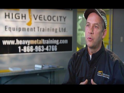 SMS Equipment Customer Testimonial: High Velocity Equipment Training