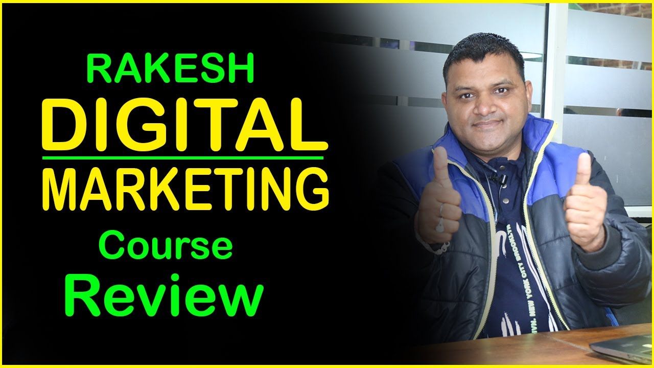 Of degree students, and more. Rakesh review Digital Marketing Course at CIIM - YouTube