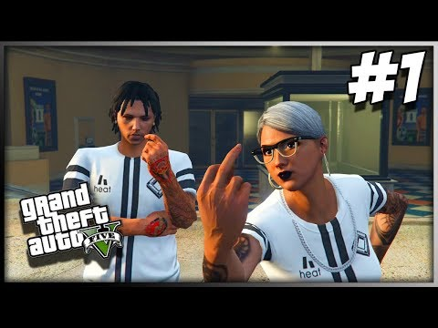 GTA 5 Thot Twin Sister Ep. 1 - BACK TO SCHOOL (FIRST DAY OF SCHOOL)