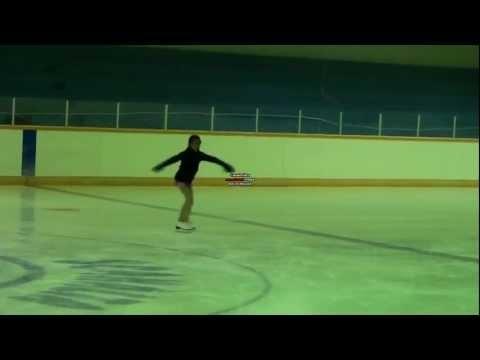 Takara short program (arctic winter games)