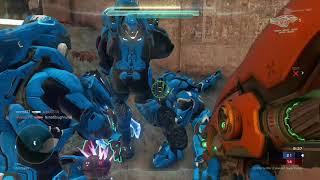 Halo 5 Guardians: Overgrowth - Super Fiesta (720p HD) Gameplay
