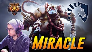 Miracle Pudge Battle Cup | Dota 2 Pro Gameplay