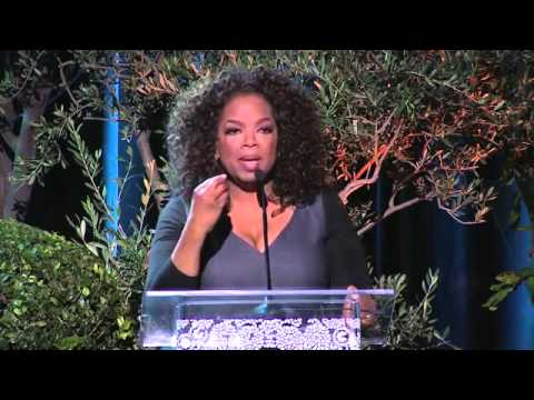 Oprah Winfrey speech at Variety's Power of Women luncheon presented by Lifetime