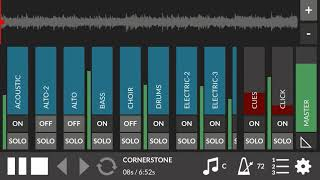 """Cornerstone / Cornerstone"" 