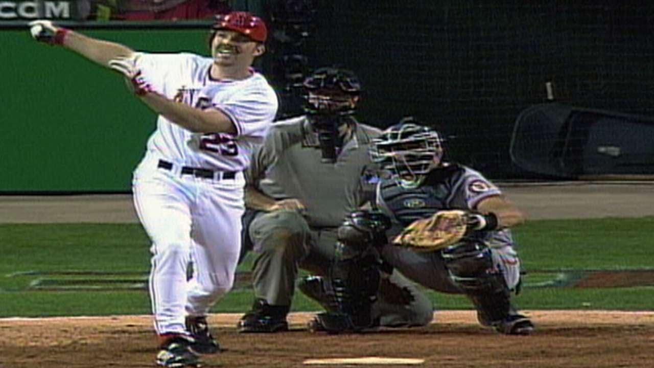 Download WS2002 Gm6: Spiezio crushes three-run shot in seventh