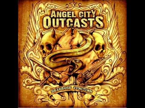 Angel City Outcast - Down Spiral (Lyrics)