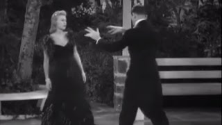 "Fred Astaire & Ginger Rogers ""Беззаботная"" - Танец под гипнозом"