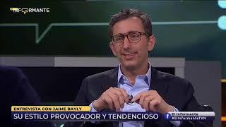 entrevista a JAIME BAYLY en chile