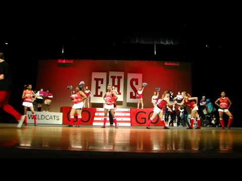 High School Musical On Stage - Wildcat Cheer