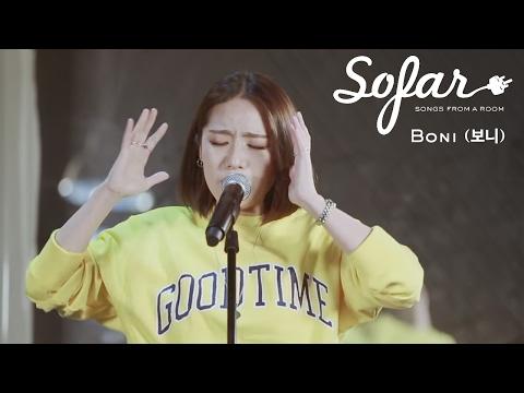 Boni (보니) - Episode (에피소드) | Sofar Seoul